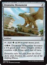 4 x Dromoka Monument (238/264) - Dragons of Tarkir - Uncommon