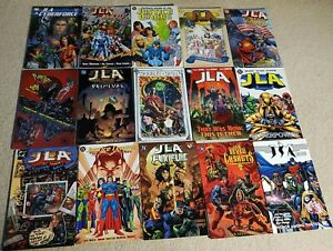 Huge Justice League Graphic Novel Colllection!! DC Comics