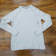 BODEN LADIES GORGEOUS SONIA SWEATER  Ivory WV119  SIZE M. Brand new.
