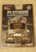 #6 MARK MARTIN~1999 RACING CHAMPIONS PLATINUM PLATED SERIES 1/64 EAGLE ONE
