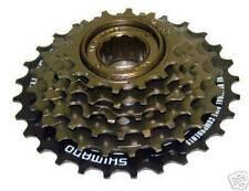SHIMANO screwon freewheels 6 7 velocità MTB Hybrid INGRANAGGIO BICI FREEWHEEL non CASSETTA
