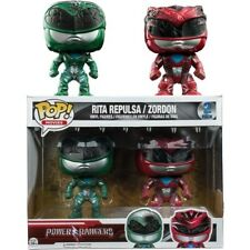 Rita Repulsa & Zordon Pop! Vinyl Figure Movies Power Rangers 2 Pack (RS)