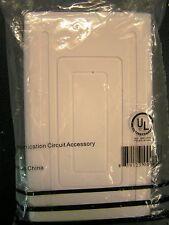 Universal Box Case, 6 Port, White, Model SM-3106-WH