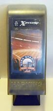 NY Mets Shea Stadium Concession Food Court Napkin Holder DISPLAY with stand