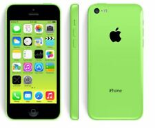 Apple iPhone 5C 8GB Green iOS A1507 Unlocked Sim Free 4G Mobile Smartphone