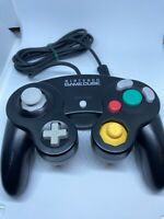 Nintendo gamecube controller black dol-003 - fully working japan import official