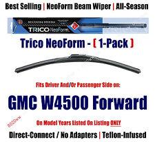 Super Premium NeoForm Wiper Blade (Qty 1) fits 1995-2010 GMC W4500 Forward 16200