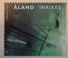 Finland Aland Stamp 286 MNH Oceanography Topical