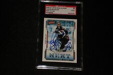 RYAN MILLER 2006-07 UD VICTORY SIGNED AUTOGRAPHED CARD #NL10 SGC AUTHENTIC