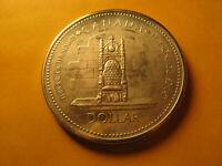 Canada Rare 1977 Silver Dollar IDJ318.
