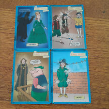The Horrible Histories Wild N Wicked Card Collection 2005 1-4