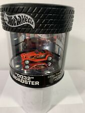 """Hot Wheels Oil Can  """"0032 """" Roadster Drop Tops Series {RED}LE #7000"""