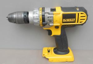 Dewalt 28V Cordless Combi Hammer Drill Driver Pro Heavy Duty DC910 L@@K!