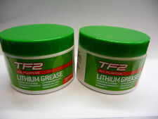 Weldtite Tf2 Bike Lithium Grease Bearing Grease Bicycle Lubricant 100g Tub