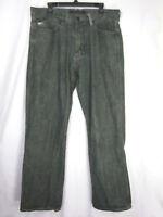 Sean John Men's Jeans 38 X 32 Black Denim