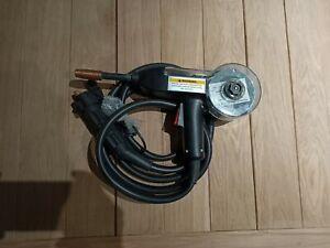 Aluminium MIG welding spool gun