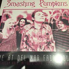 Smashing Pumpkins - Live At Del Mar Fairgrounds, 1993 2 X VINYL LP NEW SEALED