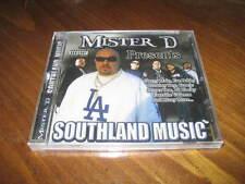 Chicano Rap CD Mister D Southland Music - Sleepy Malo CONEJO Proper Dos Stretch