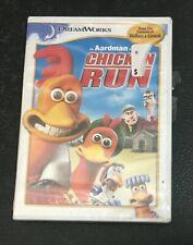 Chicken Run (Dvd, 2000, Widescreen) New Sealed