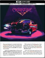 New Sealed Christine Steelbook 4K Ultra HD + Blu-ray + Digital
