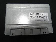 BMW E60 5er M5 LCI M6 E63 MK III Unité de commande base transmission SMG 7840481