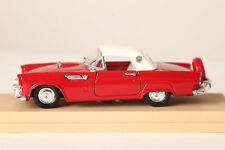 Rio 1:43 Ford Thunderbird Blanco Rojo 1956 (Hard-Top) en Emb.orig. No Usado