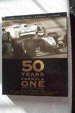 50 Years of the Formula One World Championship Carlton Bruce Jones First Edition