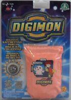 DIGIMON - Sacchetto di 10 biglie da collezione ROSA