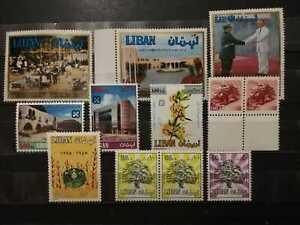 Lebanon Liban Libanon Stamps Accumulation 2000s MNH