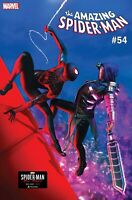 Amazing Spider-Man 54 CVR 1:10 RATIO VAR 2020 Marvel Comics PRESELL 12/9 NEW!!!