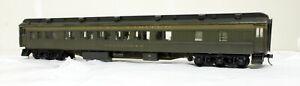"American Standard ""Oriental Limited"" Sleeper Project - O Scale - 2-Rail"