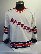 New York Rangers Jersey (VTG) - By CCM of Canada - Men's Small