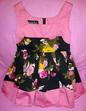 Rockabilly Baby  Sz 3/4 Adorable Baby Dress