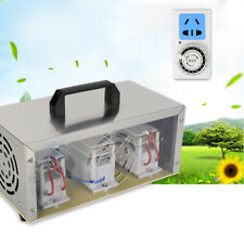30g Ozone Generator Air Purifiers Long Life Ozone Disinfection Machine 110V Fast