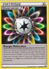 Energie Multicolore - XY1 - 131/146 - Carte Pokemon Neuve - Française