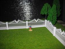 LG10002 1 Meter Model Railway Building Fence Wall 1:87 HO OO Scale NEW