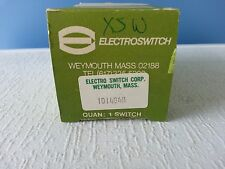 Electroswitch 101404A   Series 101,     2-4 Position 20Amps/ 600VAC Continuous
