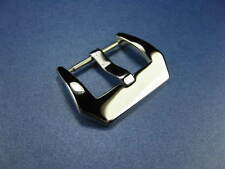 24mm PRE-V Swiss 316L Stainless POLISH Spring Bar Buckle PANERAI LUMINOR 24 mm