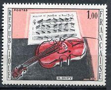 FRANCE TIMBRE NEUF N° 1459  **  VIOLON ROUGE DE RAOUL