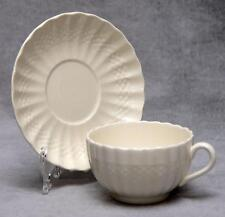 Spode Chelsea Wicker Cup and Saucer 8 Available