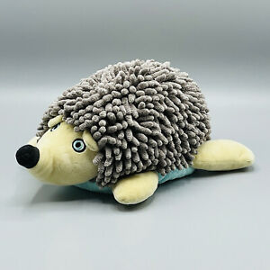 Norwex HedgeHog Stuffed Animal Chenille Dusting Mitt Toy Dust Hedge Hog
