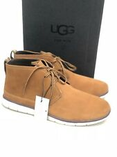 UGG Australia Men's Freamon WP Waterproof Chestnut Chukka Ankle Boots 1094358