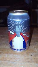 Diet Pepsi Michael Jackson Music Generations 12 oz Can * NEW * Unopened *