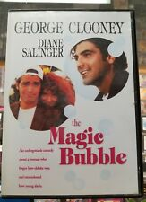THE Magic Bubble With George Clooney Diane Salinger  DVD