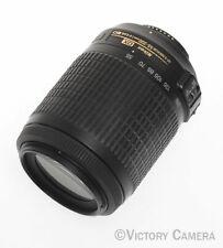 Nikon Nikkor 55-200mm F/4-5.6G VR DX Telephoto Zoom Lens (724-15)