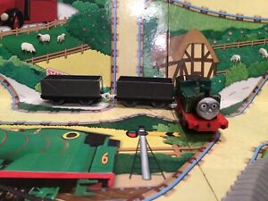 thomas the tank engine trackmaster trains Whiff And Troublesomes