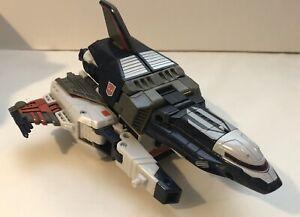 Transformers Energon OVERCAST Powerlink Jetfire Mega 2003 WORKS 90% Complete