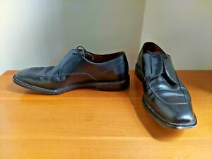 Endless Graziano Mazza Barneys Black Leather Dress Shoes Size 9.5