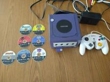 Gamecube Console with 6 Games and 1 Controller with Mario Kart Spyro Sonic