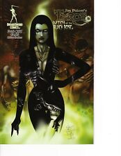 Tarot: The Witch of the Black Rose #88 Mature, Nude FREE SHIPPING @ $30 USA!